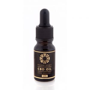 Organic CBD Oil Drops 10% 1,000mg