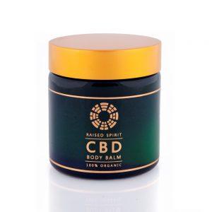 Organic CBD Body Balm