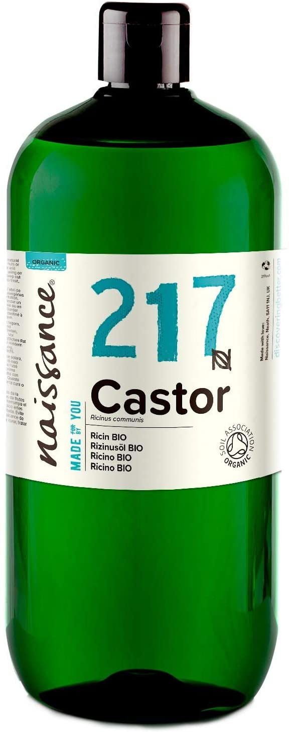 Naissance Organic Cold Pressed Castor Oil
