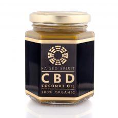 Organic CBD Coconut Oil PRO