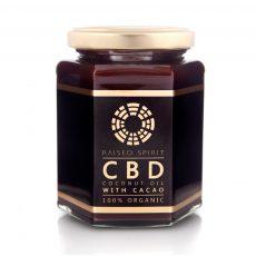 Organic CBD Coconut Oil CACAO PRO